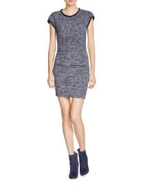 Maje Rought Tweed Dress at Bloomingdales