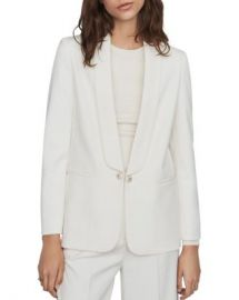 Maje Vera Shawl-Collar Blazer Women - Bloomingdale s at Bloomingdales