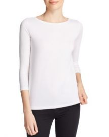 Majestic Filatures Three-Quarter Sleeve Soft Touch Tee Women - Bloomingdale s at Bloomingdales