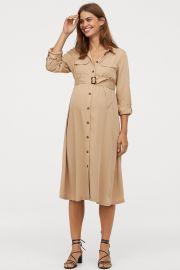 Mama Shirt Dress  at H&M