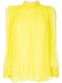 Manning Cartell Pleated Lightweight Blouse  - Farfetch at Farfetch
