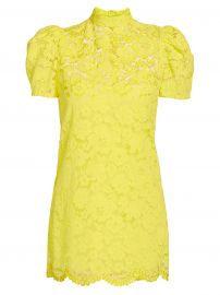 Marc Jacobs - The Lace Shift Dress at Saks Fifth Avenue