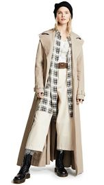 Marc Jacobs Redux Grunge Full Length Trench Coat at Shopbop