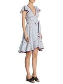 Marc Jacobs - Floral Embroidered Dress at Saks Fifth Avenue