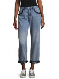 Marc Jacobs - Pom-Pom Jeans at Saks Fifth Avenue