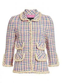 Marc Jacobs - The Tweed Jacket at Saks Fifth Avenue