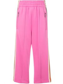 Marc Jacobs Cropped Track Trousers - Farfetch at Farfetch