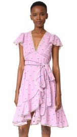 Marc Jacobs Dress with Flutter Sleeves at Shopbop