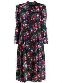 Marc Jacobs Floral Dress - Farfetch at Farfetch