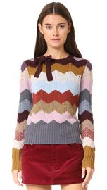 Marc Jacobs Intarsia Sweater at Shopbop