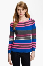 Marc Jacobs flash striped top on The Carrie Diaries at Nordstrom