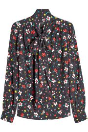 Marc Jacobs tie neck blouse at Stylebop