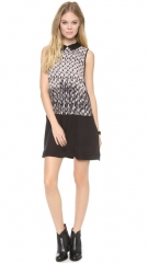 Marc by Marc Jacobs Isa Print Dress at Shopbop