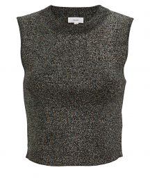 Mariam Crewneck Knit Top at Intermix