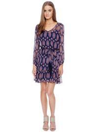 Marigold Print Dress at Ella Moss