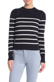 Mariner Stripe Knit Sweater at Nordstrom Rack