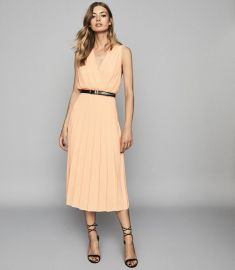 Mariona Dress at Reiss