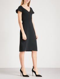 Marisa crepe dress by Antonio Berardi at Selfridges