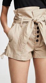 Marissa Webb Gia Canvas Shorts at Shopbop