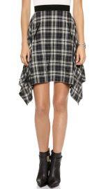 Marissa Webb Paige Gerrit Plaid Skirt at Shopbop