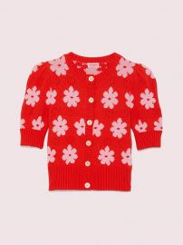 Marker Floral Cardigan by Kate Spade at Kate Spade