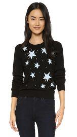 Markus Lupfer Star Embellished Grace Sweater at Shopbop