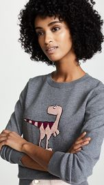 Markus Lupfer Tracy Sequin Dino Sweater at Shopbop