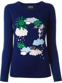Markus Lupfer Weather Intarsia Sweater  - Pozzilei at Farfetch
