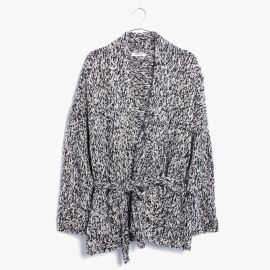 Marled Tie Cardigan at Madewell