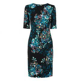 Marli Printed Dress at LK Bennett