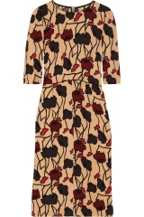 Marni Floral Dress at The Outnet