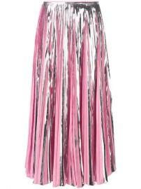 Marni Pleated Skirt - Farfetch at Farfetch