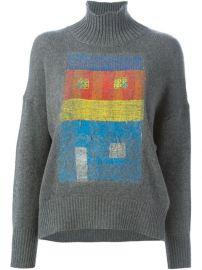 Marni Printed Sweater - at Farfetch