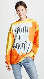 Marques Almeida Oversized Sweatshirt at Shopbop