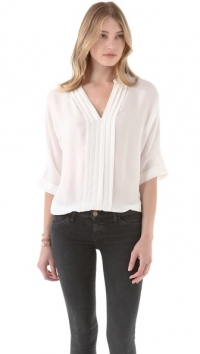 Marru blouse by Joie in white at Shopbop