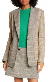 Martel Mixed Plaid Jacket at Nordstrom