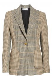 Martel Mixed Plaid Jacket by A.L.C. at Nordstrom