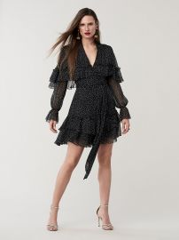 Martina Dress by Diane von Furstenberg at DvF