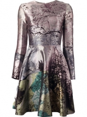 Mary Katrantzou tuille Dijon Dress - Smets at Farfetch