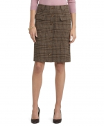 Mary's skirt at Brooks Brothers at Brooks Brothers