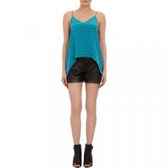 Mason by Michelle Mason Honeycomb-Patterned Camisole at Barneys