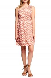 Maternal America   x27 Vintage  x27  Textured Maternity Dress   Nordstrom at Nordstrom