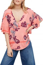 Maui Wowie Palm Print Shirt at Nordstrom Rack