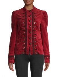 Maven Pintuck Jacket by Free People at Saks Off 5th
