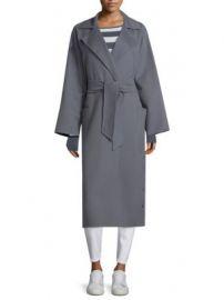 Max Mara - Alacre Notch Lapel Coat at Saks Fifth Avenue