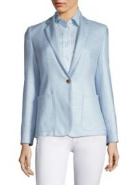 Max Mara - Emy Stuoia Jacket at Saks Fifth Avenue