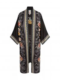 Mayflower Embroidered Kimono at Saks Fifth Avenue