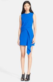 McQ by Alexander McQueen Draped Dress at Nordstrom