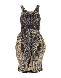 Mcq Alexander Mcqueen Knee-Length Dress at Yoox