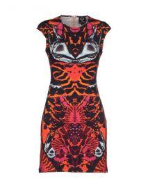 Mcq Alexander Mcqueen Short Dress at Yoox